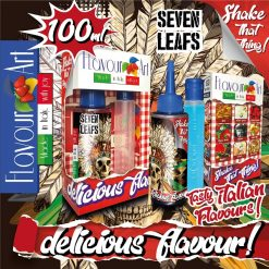 Flavour Art Seven Leafs 100ml (Mix & Shake)