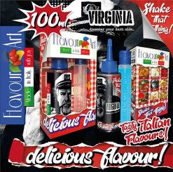 Flavour Art Virginia 100ml (Mix & Shake)