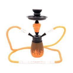 Ναργιλές Flame Πορτοκαλί 30cm Atomic