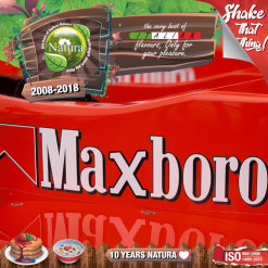 Natura Maxboro 100ml (Mix & Shake)