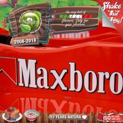 Natura Maxboro 100ml (Mix & Shake)