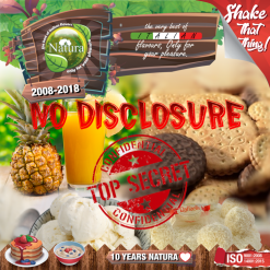 Natura No Disclosure 100ml (Mix & Shake)
