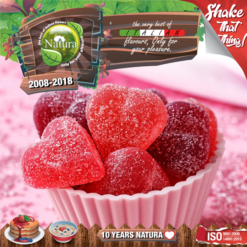 Natura Candy Berries Mix 100ml (Mix & Shake)