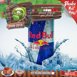 Natura Energy Drink Bull 100ml (Mix & Shake)