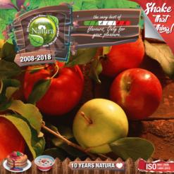 Natura Oh Them Applez 100ml (Mix & Shake)