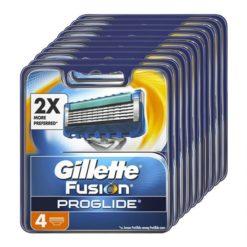 Gillette Fusion Proglide Ξυραφάκια 4 Τμχ