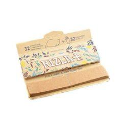 Rizla Natura King Size Slim Χαρτάκια Με Τζιβάνες