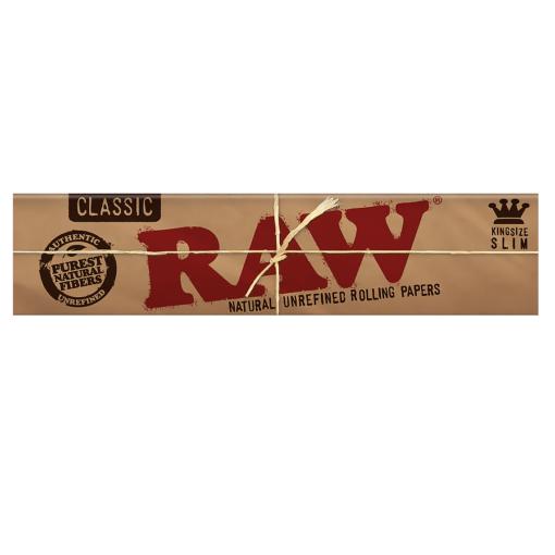 Raw Κλασικά Χαρτάκια King Size