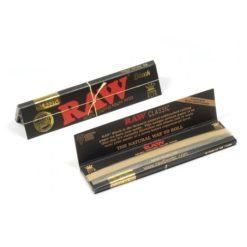 Raw Black King Size Slim Χαρτάκια
