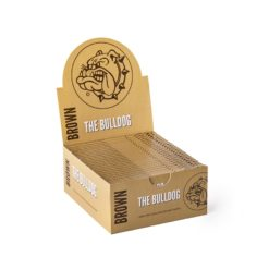 The Bulldog Καφέ King Size Slim Χαρτάκια