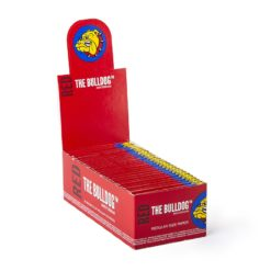 The Bulldog Κόκκινα Χαρτάκια (Συσκευασία)