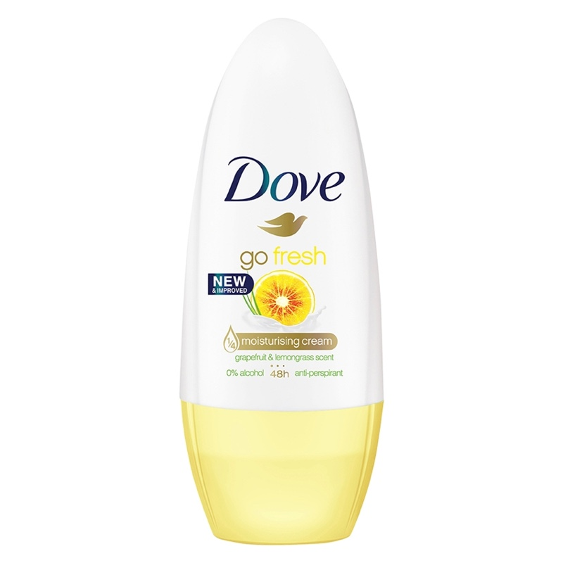 Dove Go Fresh Grapefruit & Lemongrass Αποσμητικό 50ml