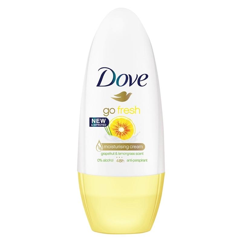 Dove Go Fresh Grapefruit & Lemongrass Αποσμητικό 50ml