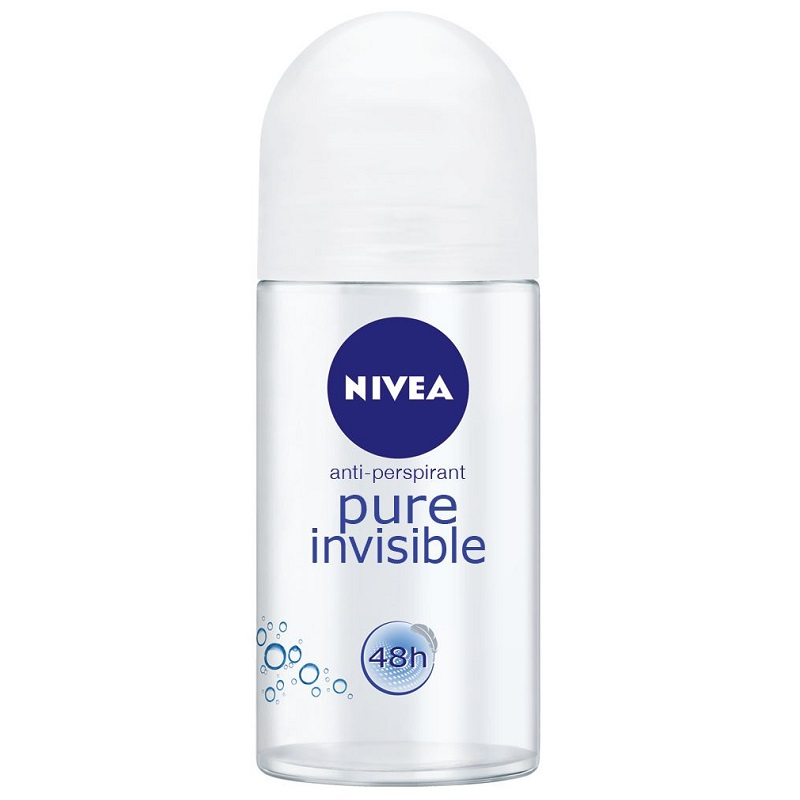 Nivea Pure Invisible Αποσμητικό 50ml