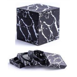 Champ Marble Αλουμινίου 50mm Τρίφτης Καπνού