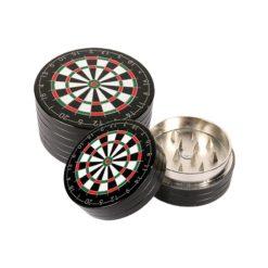 HBI Dart Board Μεταλλικός 40mm 2 Θέσεων Τρίφτης Καπνού (Τεμάχιο)