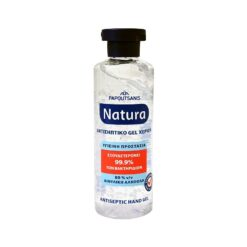 Natura Gel Αντισηπτικό Χεριών 80ml