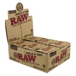 Raw Classic King Size Ρολό (Συσκευασία)