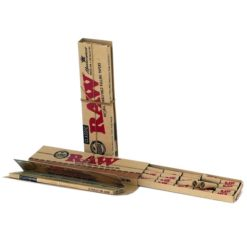 Raw Classic King Size Slim + Pre-rolled Tips Χαρτάκια (Τεμάχιο)