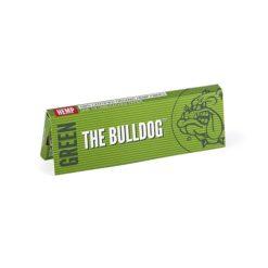 The Bulldog Πράσινα 1.1/4 Χαρτάκια (Τεμάχιο)