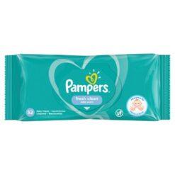 Pampers Fresh Clean Μωρομάντηλα 52 Τμχ
