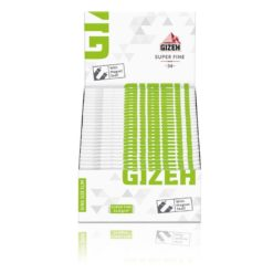 Gizeh Super Fine King Size Slim Χαρτάκια (Συσκευασία)