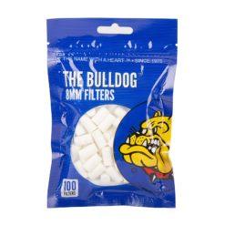 The Bulldog 8mm 100 Φιλτράκια