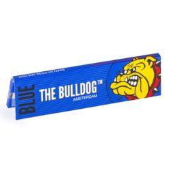 The Bulldog Μπλε King Size Slim Χαρτάκια (Τεμάχιο)