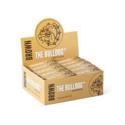 The Bulldog Brown Eco Τζιβάνες (Συσκευασία)