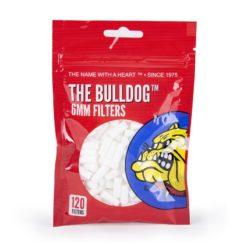 The Bulldog Slim 6mm 120 Φιλτράκια
