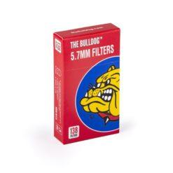 The Bulldog Ultra Slim 5.7mm 138 Φιλτράκια (Τεμάχιο)