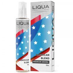 Liqua American Blend 12/60ml (Flavour Shots)