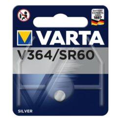 Varta V364 Ρολογιού Μπαταρία 1 Τμχ