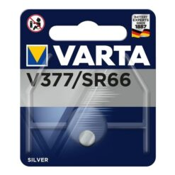 Varta V377 Ρολογιού Μπαταρία 1 Τμχ
