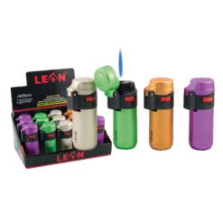 Leon Barrel Prestige Αναπτήρας (Συσκευασία 15 Τεμαχίων)