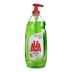 Ava Action Ξύδι & Μήλο Υγρό Πιάτων 650ml