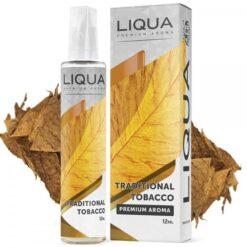 Liqua Traditional Tobacco 12/60ml (Flavour Shots)