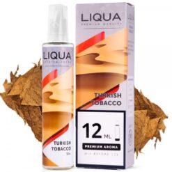 Liqua Turkish Tobacco 12/60ml (Flavour Shots)